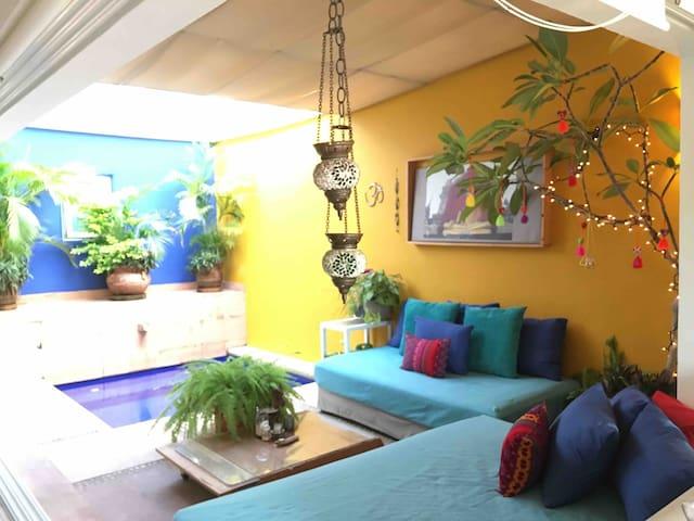 1 bedroom ZEN Villa w interior pool