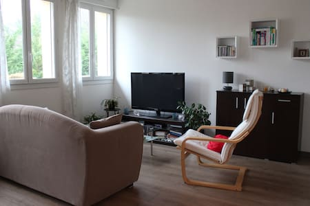 Bright apartment F2 in Pontoise - Pontoise - Lejlighed