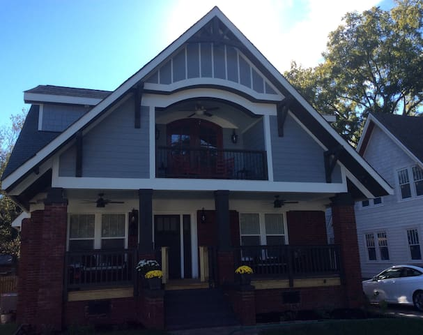 Downtown Bungalow 7 bedroom 4 bath