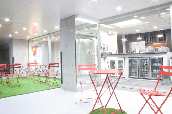 BBBC Close to HIKONE station !【NO Smoking Room:禁煙】