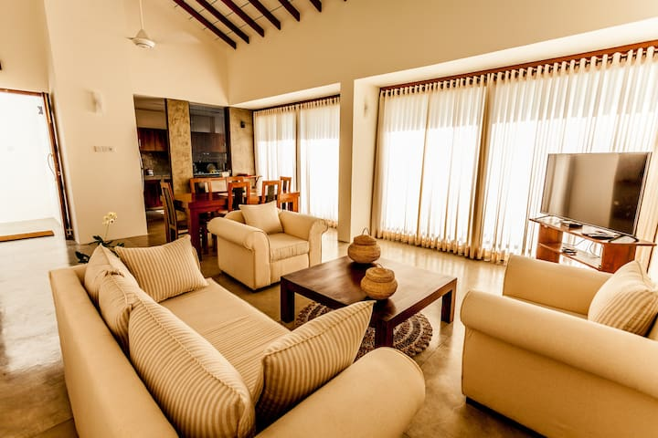 1 BR Fully Furnished Apt in Colombo Kotte - Sri Jayawardenepura Kotte - Appartement