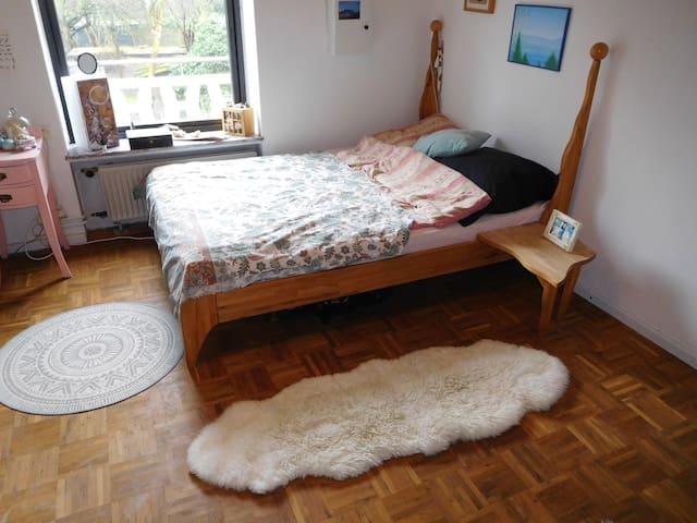 Wunderschönes Zimmer in Bremens grünem Zentrum - Brema - Apartament
