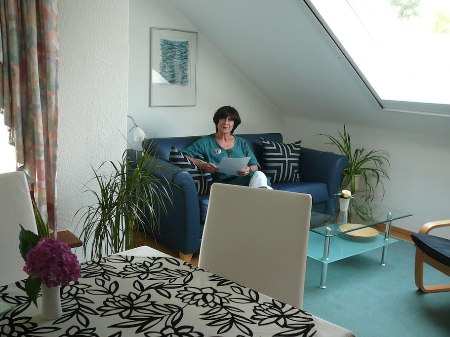 ruhige wohnung im gr nen wohnungen zur miete in hattingen nordrhein westfalen deutschland. Black Bedroom Furniture Sets. Home Design Ideas
