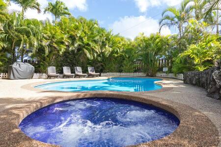 Coral Villa-  Pool, Spa, View!