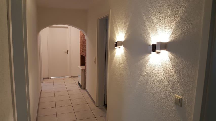 Gästehaus Hettich  Gästez ./ Balkon - Merdingen - Wohnung