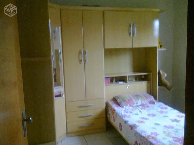 Quarto p/ 1 pessoa - Garagem - Possível cama extra - Vila Velha - Huoneisto