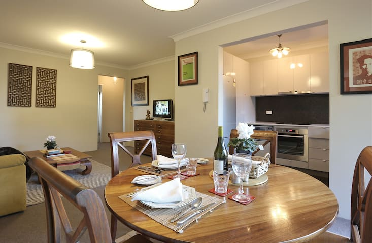 Contemporary apartment 6km from Sydney's CBD - Willoughby - Lägenhet