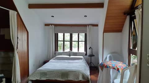 PetrópolisRJ full bedroom and private garden