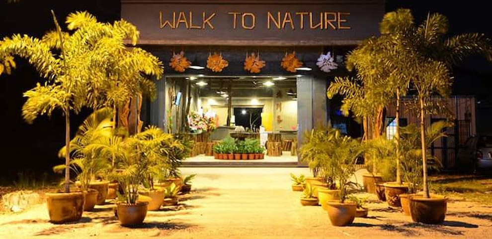 Walk To Nature Hotelstyle Homestay - Pontian District - Szeregowiec