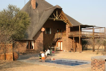 Mabalingwe Private Bush Lodge