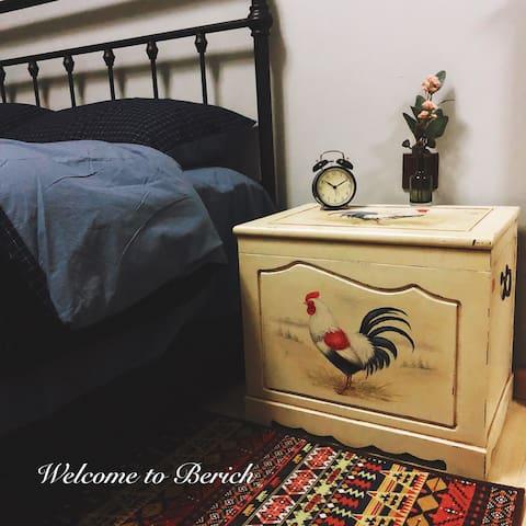 民宿内:卧室