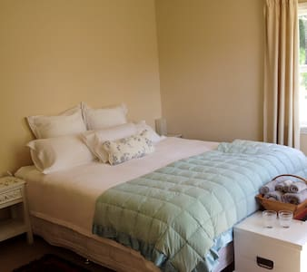 Plum Tree House B&B, Green Room sleeps up to 2 - Mapua - Bed & Breakfast