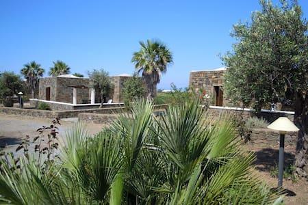 Dammusi Residenza degli ulivi - Pantelleria - Rumah