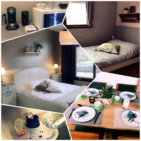 Complete Appartement near Amsterdam