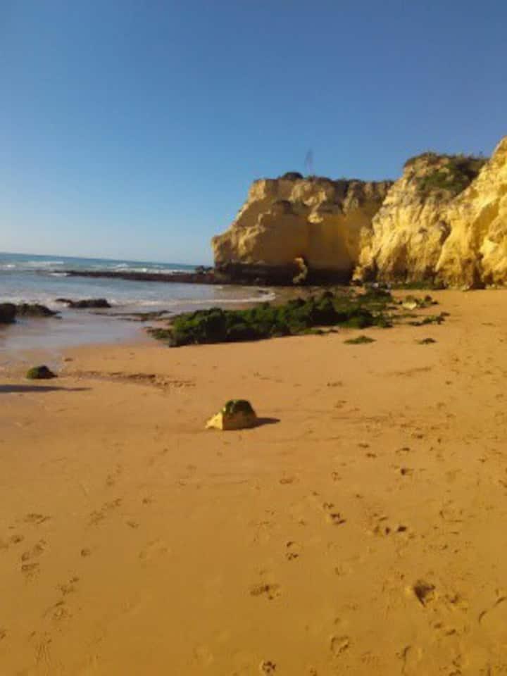 Casa para férias junto à praia