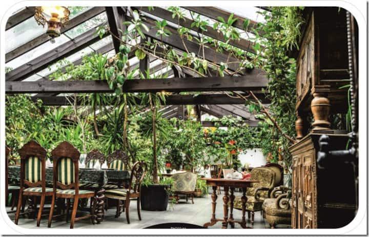 Grabówno-butikowy hotel z wyjątkową restauracją 1