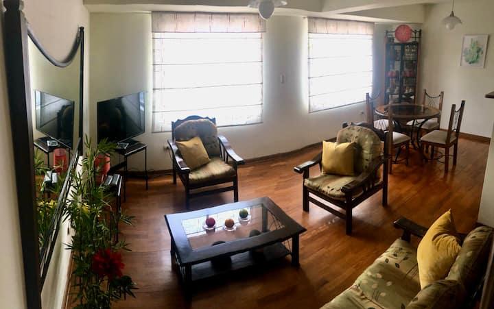 Beautiful Comfy Duplex Apartment