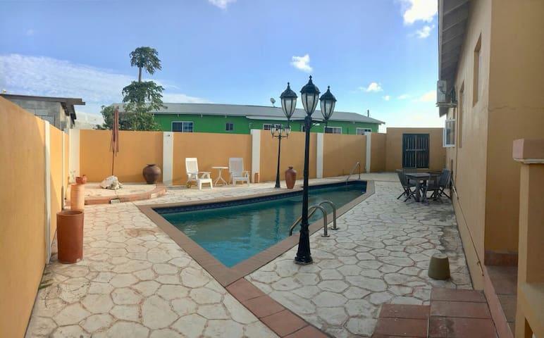 Villa Sabana Blanco home with pool