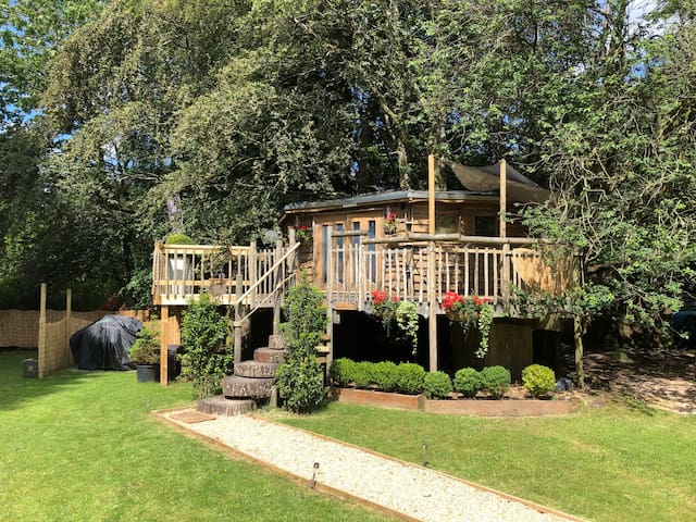 Loch Lomond Tree House