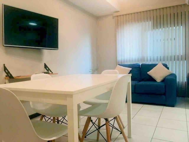 Hermoso departamento-Excelente ubicación y confort