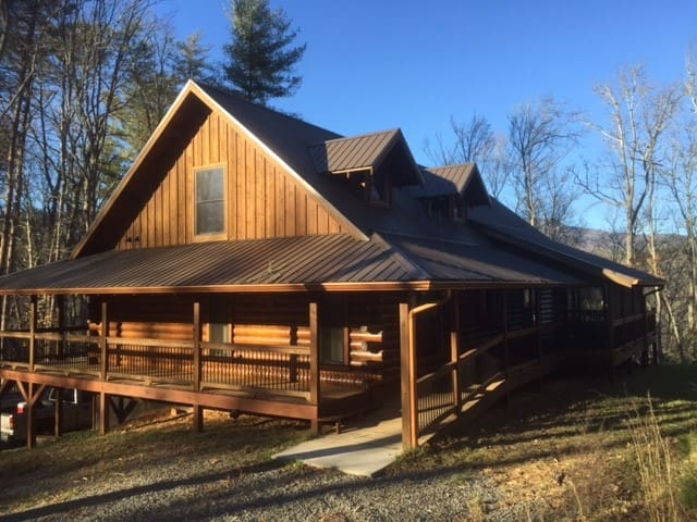 McCoy House Mountain Retreat - Hayesville