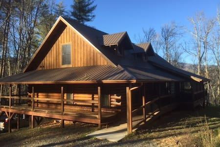 McCoy House Mountain Retreat - Hayesville - Cottage