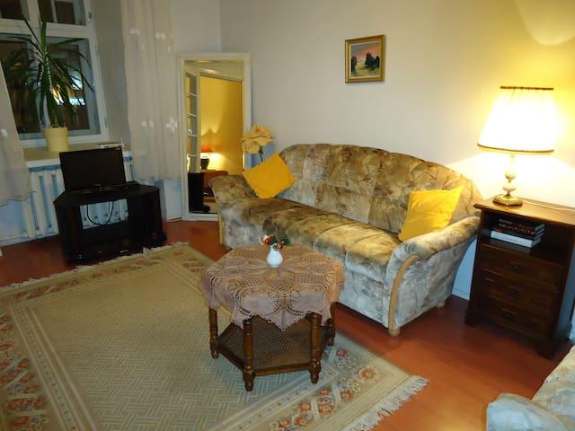 Suur-Karja One-bedroom apartment, 3rd floor