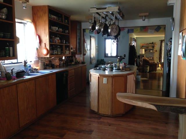 Kitchen living