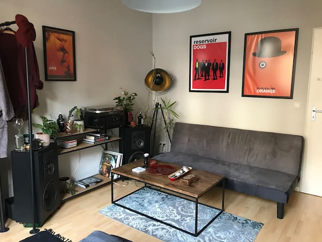Modern room in the lively heart of Dortmund