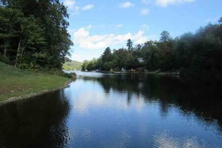 Lake Bungalow close to Jay Peak - Eden