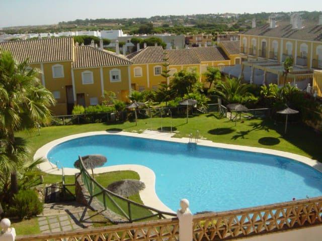 Islantilla Playa- Golf - Lepe - Lägenhet