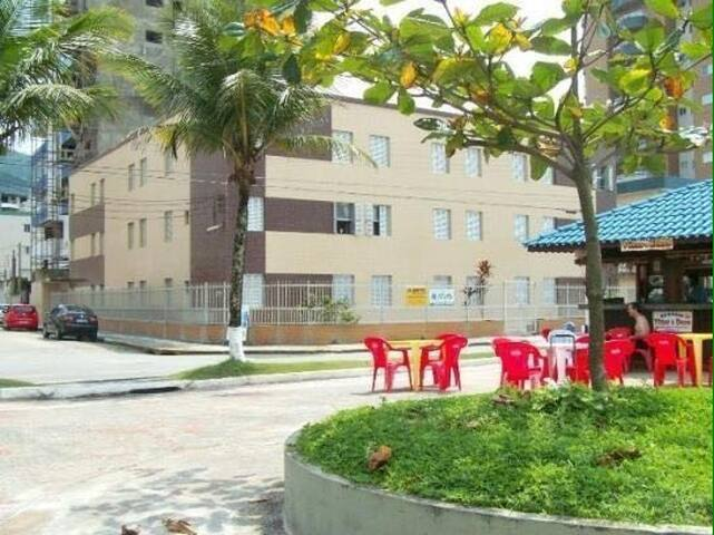Apartamento Mongaguá kitchenette - Mongaguá - Apartment