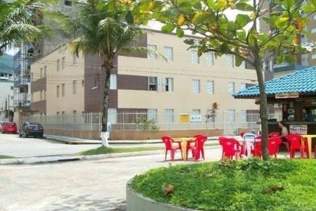 Apartamento Mongaguá kitchenette - Mongaguá - Pis