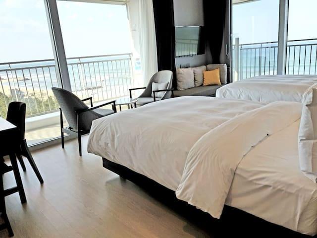 강릉 세인트존스 코너스위트 St. John's hotel corner suite