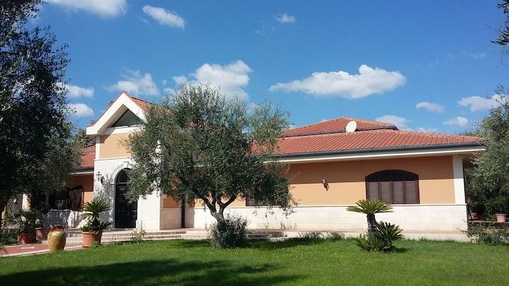 Masseria Chiomenti - Villa and Swimming Pool