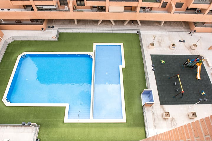 Apartamento Playa & Pool - Alboraya - Apartment