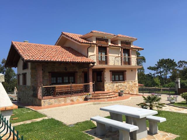 El llozano - Oviñana - Casa