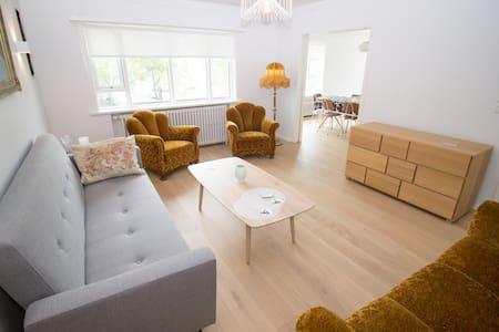 Sunny Reykjavik Family Apartment