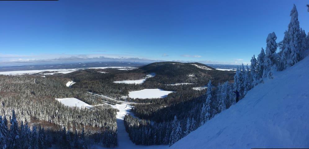 Chalet de ski à Val d'Irène ⛷