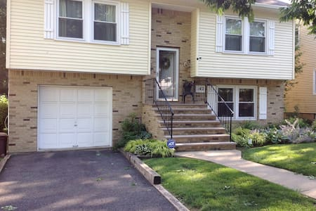 Nice large room in a residential part of Teaneck! - Тинек