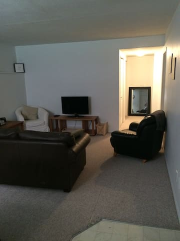 Tranquil private one bed room basement suite - Pitt Meadows