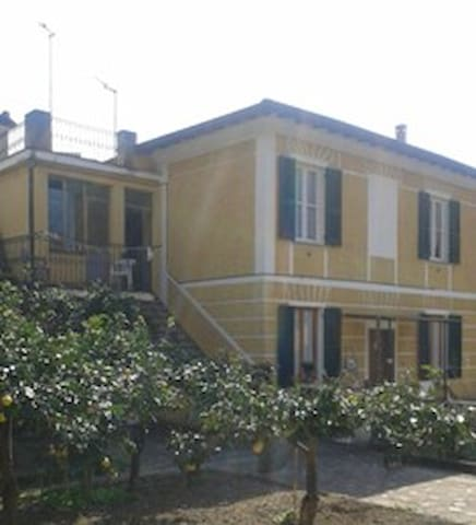 Small, family-run Guests House in Monterosso