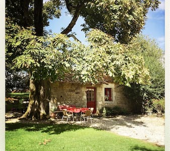Self catering cottage / French farm - Sepvret - อพาร์ทเมนท์