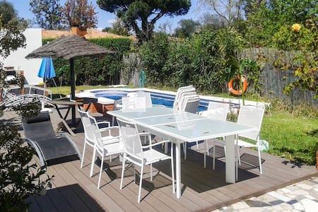 Cómoda casa con piscina - Palos de la Frontera