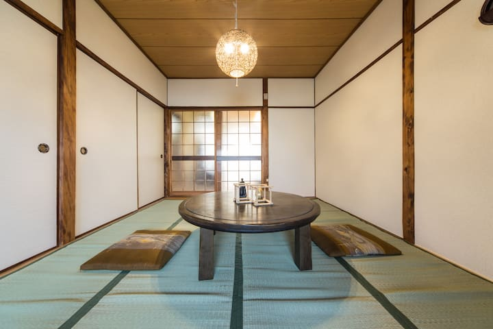 TRADITIONAL Japanese house!(2) - Kyoto - Casa
