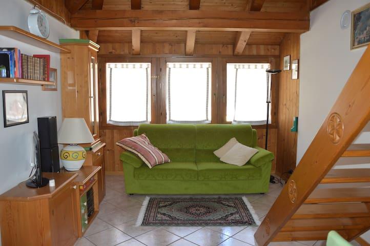 Chalet/appartamento Dimaro max 6 posti letto