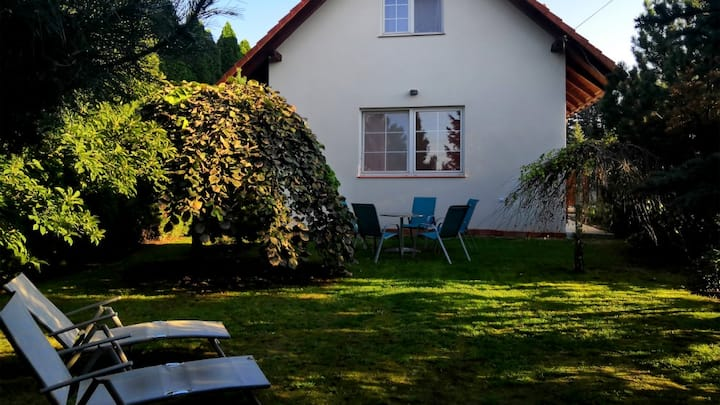 Villa Elżbieta in Cracov. Garden, Wifi, Barbecue