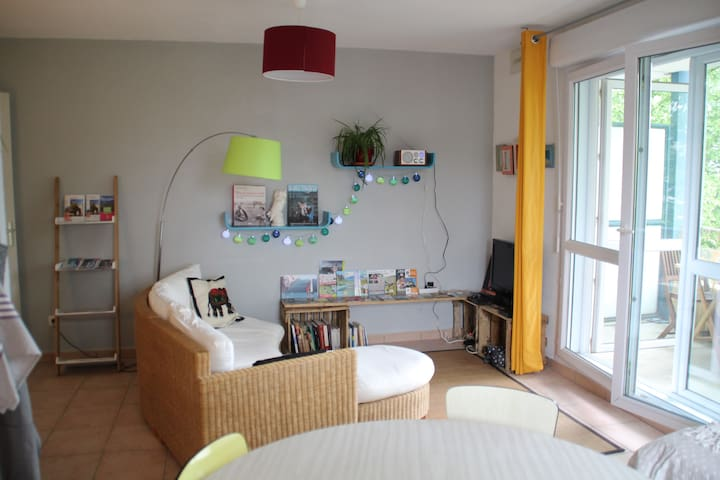 nice and cosy apartment near Chambéry's centre