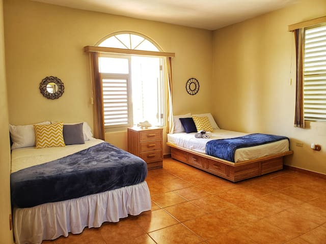 La Casona Parguera - Colirubia Room ( 4 persons)