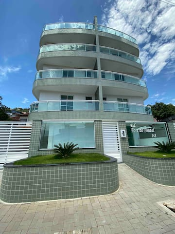 Apartamento em Arraial do Cabo, vista para o mar